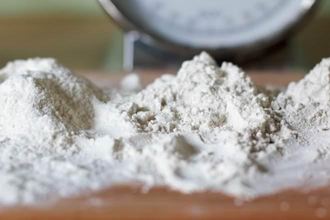 Bleached-Flour