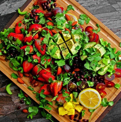 salad, vegetables, metabolism