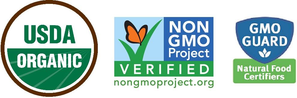 GMOs, Non GMO products
